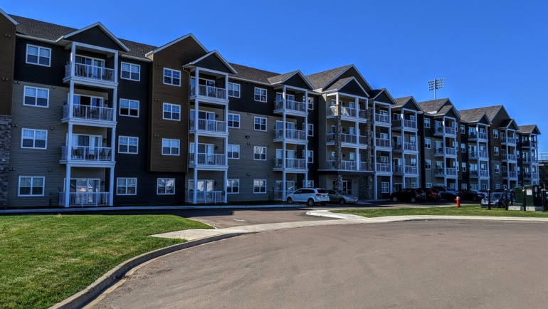 Renting an accommodation in Moncton